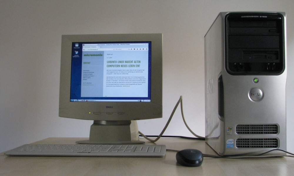 Dell Dimension 5100